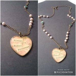 Jewelry - Handmade Pendant Necklace